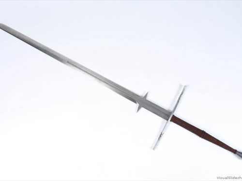 No. 07 – Two-handed sword – |110/45 cm|